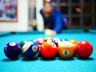 Joplin pool table specifications image